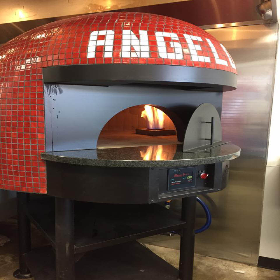 Angelo's Red Brick Pizza, Italian, Subs, Pizza, Salads, Lunch, Dinner
