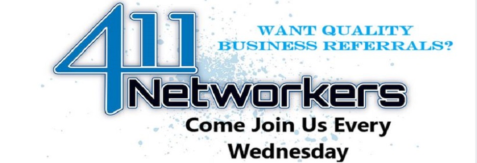 411 Networkers banner DuBois, PA