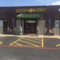 store front at Golden Buffet in Benbrook, TX