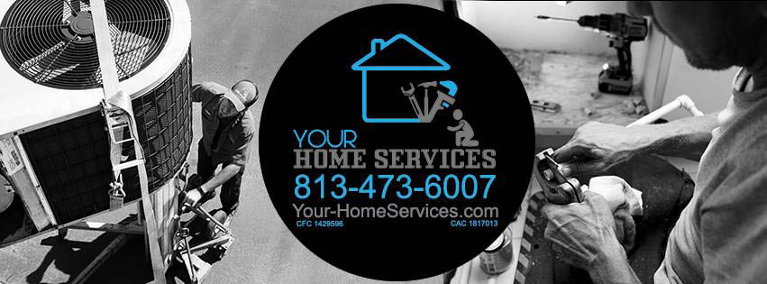 AC repair from Your Home Services Tampa Bay