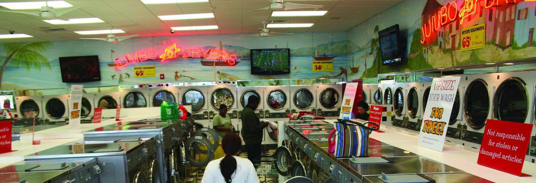 Laundromat in Bloomfield, NJ - Bloomfield Laundry
