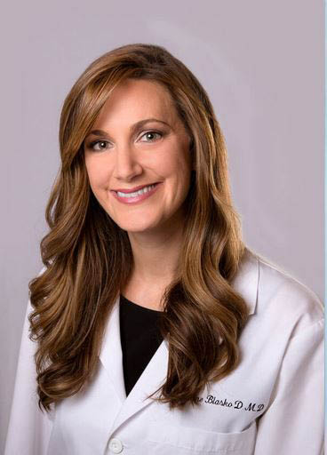 Dr. Blasko attended college at Souther Illinois University  where she received her Bachelors of Science degree. She then attended Southern Illinois University School of Dental Medicine where she earned the degree of Doctorate of Dental Medicine.