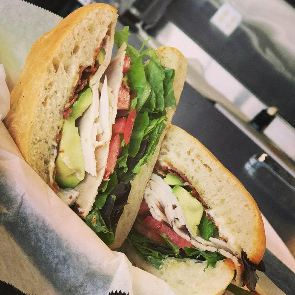 Premium Sandwich Boars Head Sandwich 4th St Club BLT Chicken Salad Tuna  Veggie