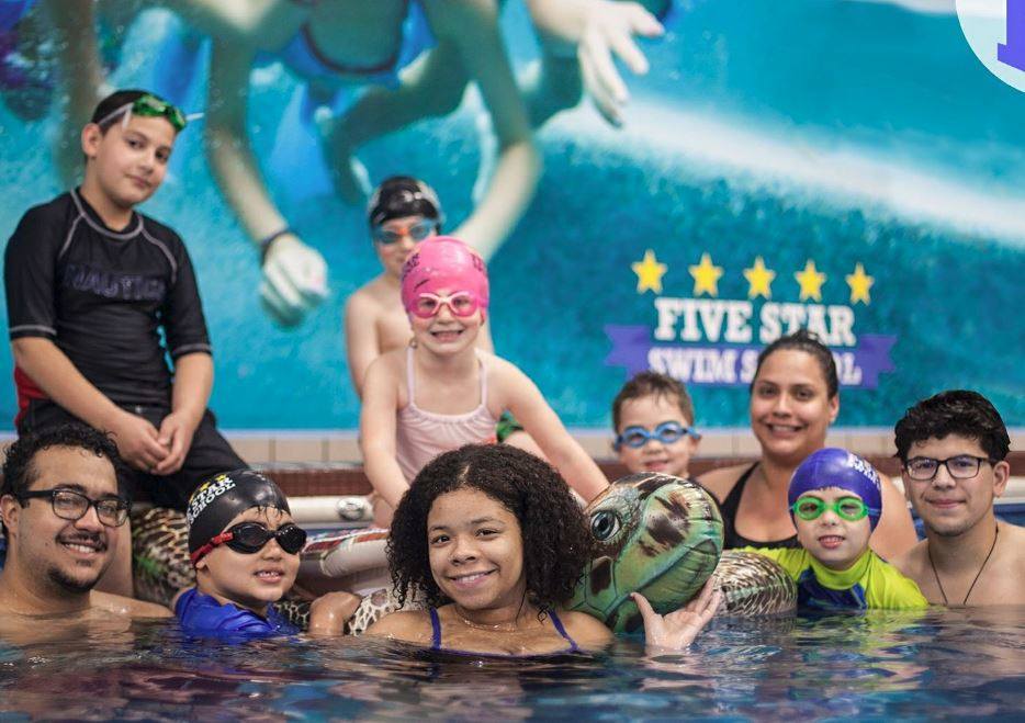 Five Star Swim School located in Eatontown, Edison, & Allentown PA