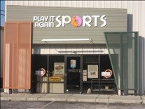 play it again sports new and used sports equipment store exterior sprindgale cincinnati ohio