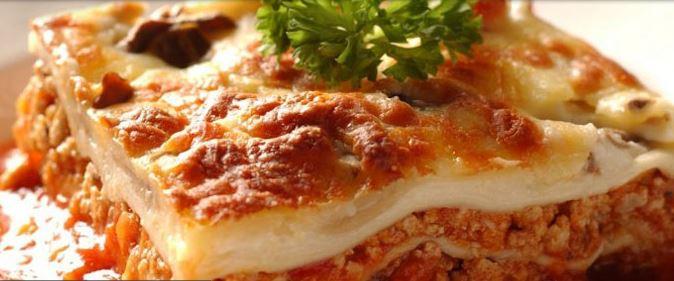 homemade-Italian-Lasagna-Ravioli-Eggplant-Parmesan