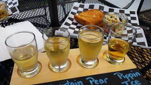reid's, orchard, winery, wine, grapes, flights, farmers market, happy hour, cider