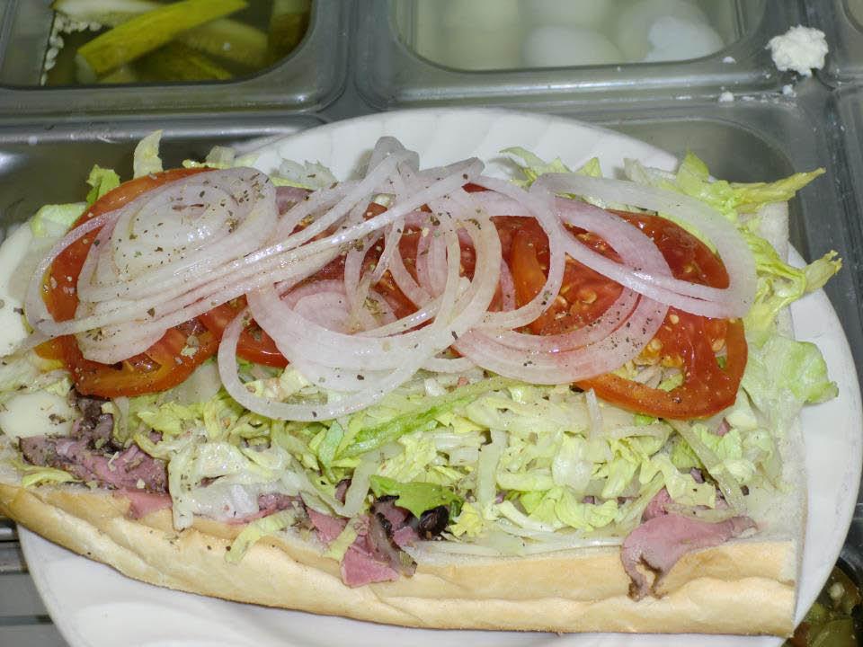 Pronto pizza sandwichs