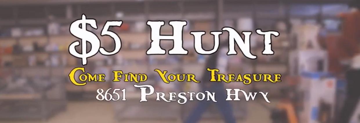 $5 Hunt
