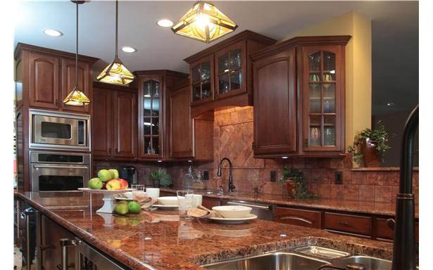 5 Stars Granite installs kitchen countertops available in granite, marble and quartz