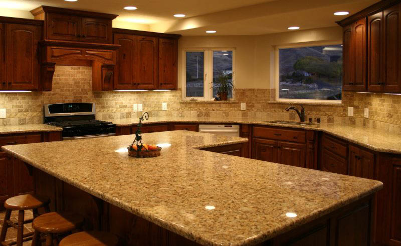 5 Stars Granite can install granite, marble or quartz countertops