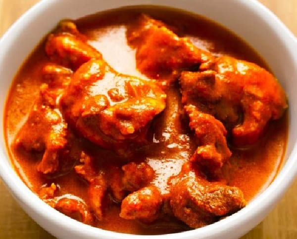Chicken Tandoori with a sweet sauce in Pompano Beach