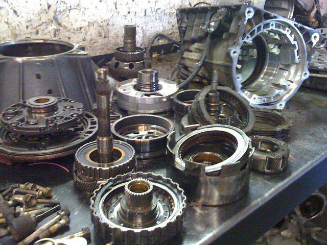 We can rebuild your transmission and perform other auto repair in Leon Valley