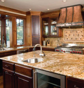 651 Granite Kitchen