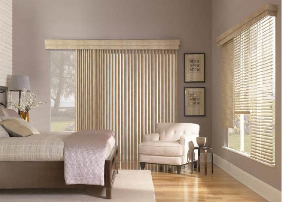 Get window blinds near Universal City