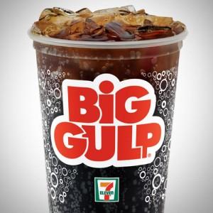 7-Eleven Big Gulp - Coke Products