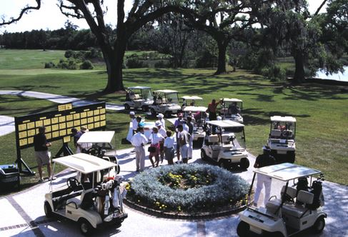 golf tournaments, golf course in South Carolina