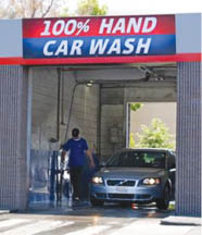 We offer hand car washes at our San Jose automotive center