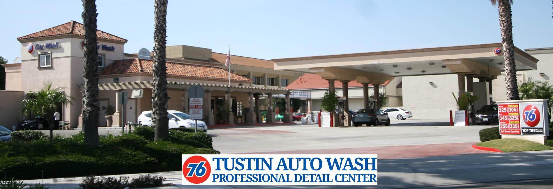 Car Wash Near Tustin Ca