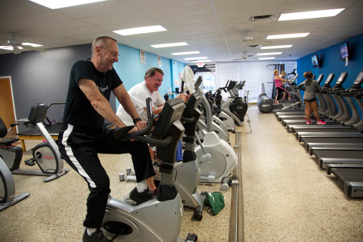 Spin classes near Port Orange