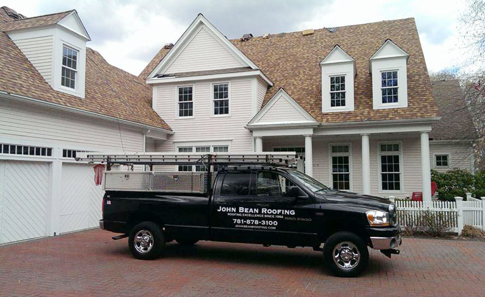 Our Roofing Materials Are Superior! Metal roof, gaf shingles etc.