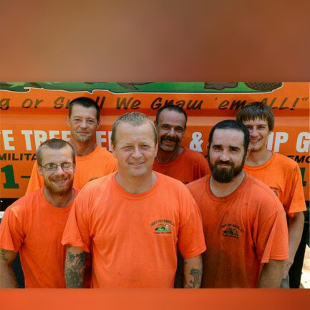 Zack's Tree Service crew