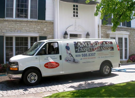 American Carpet Cleaning in Northridge, CA offers carpet and upholstery cleaning