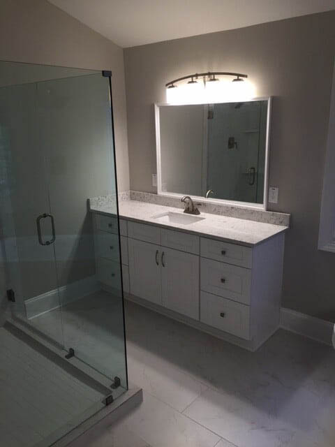 Bathroom vanity near Alpharetta, Duluth