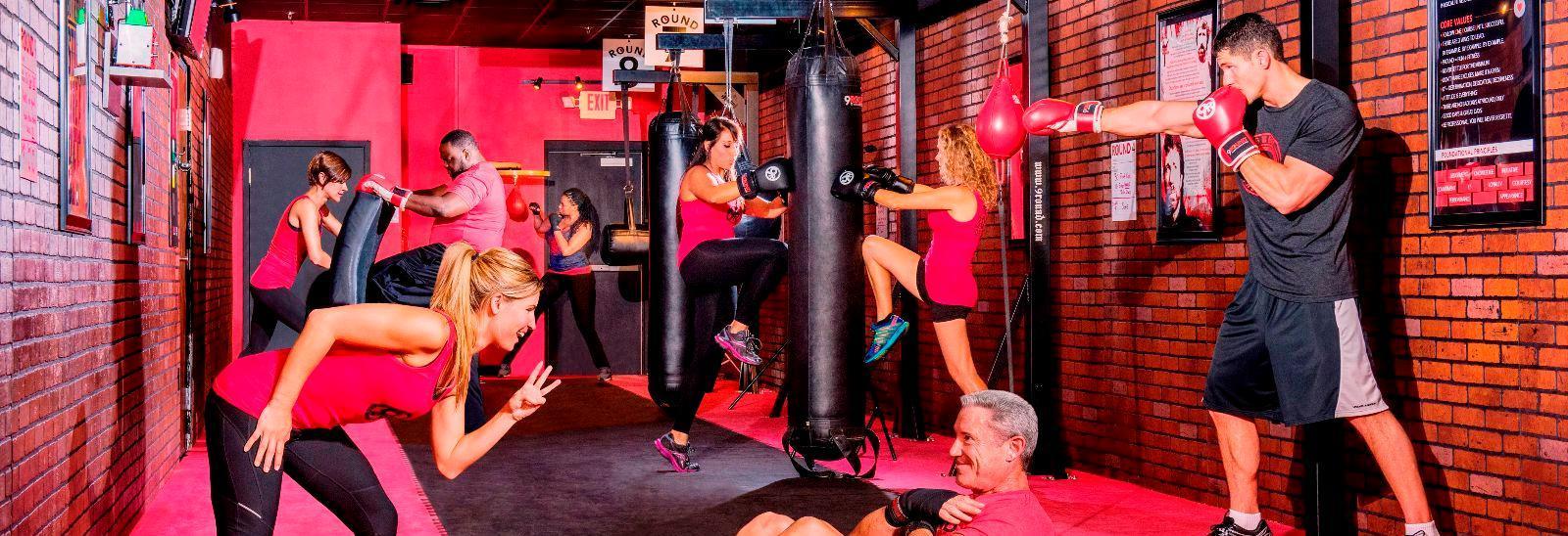 9Round 30 Min Kickbox Fitness banner image - Bonney Lake - Puyallup - Renton