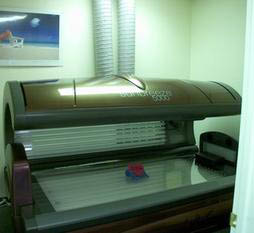 California Tan offers 4 levels of UV Tanning for a golden tan