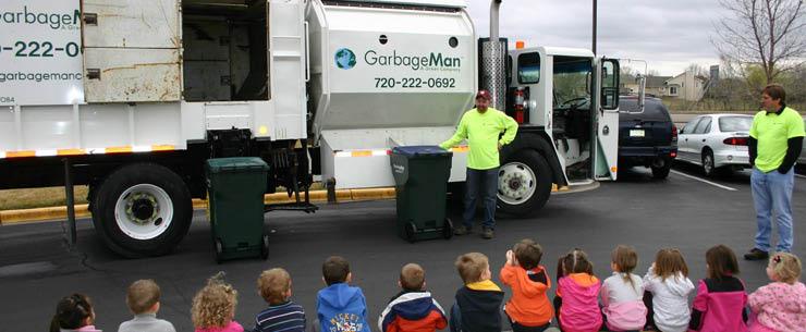 Green Garbage Service Minnesota