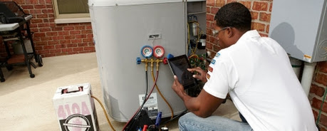 A+ Services works on all types of water heaters - tankless water heater - gas water heater - electric water heater