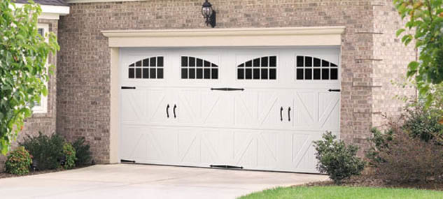 Popular Carriage Doors impart a country estate look