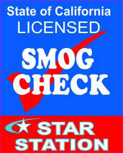 We are a STAR CA/BAR Certified Test Only Center in Antioch, CA