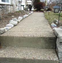 A1 concrete leveling cincinnati ohio concrete repair to avoid uneven pavement