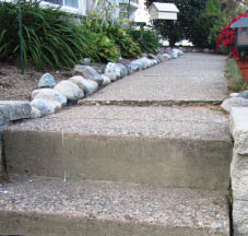 A1 concrete leveling cincinnati ohio uneven foundation