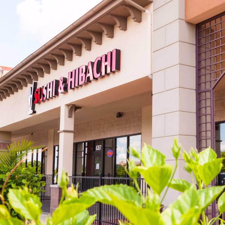A1 Sushi & Hibachi