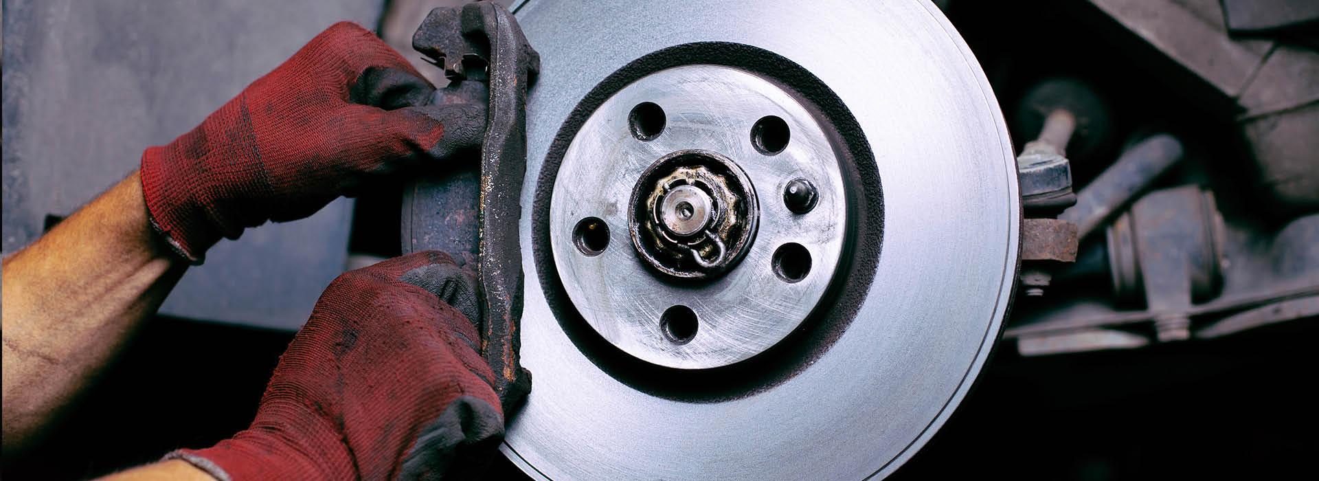 brake service, brake shop