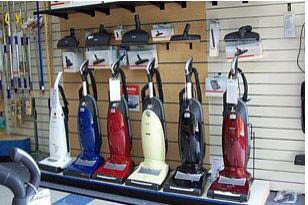 Upright vacuum cleaners in Garland