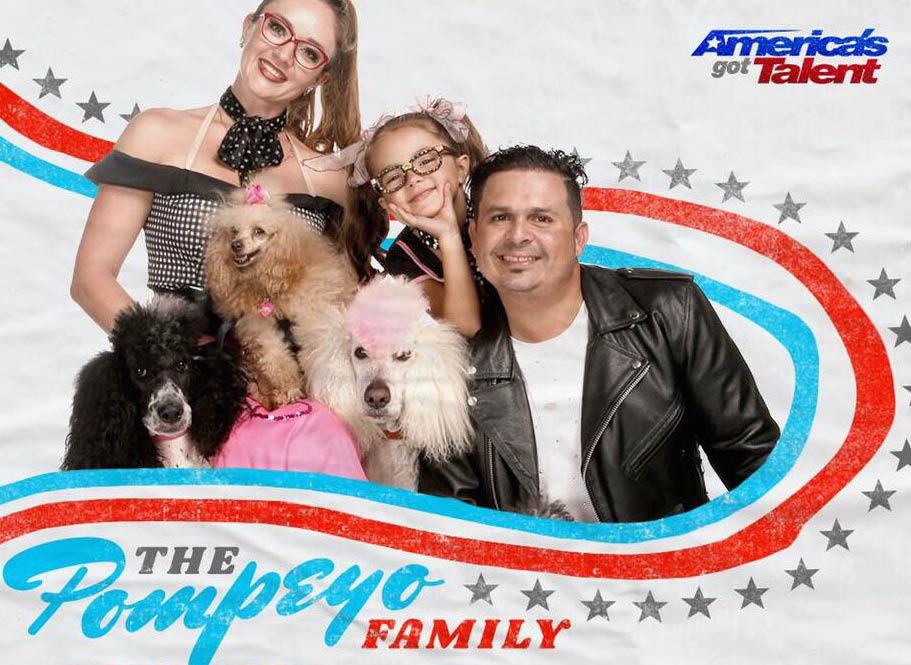 The Pompeyo Family, Owners of AAA Pet Resort, Bradenton