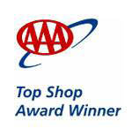 NAPA All Pro Servicenter is a AAA Top Shop Award Winner