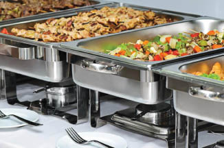 Catering services available at A&A Fine Foods in Lincoln Park NJ