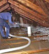 Get spray foam insulation in Austin and Round Rock, TX