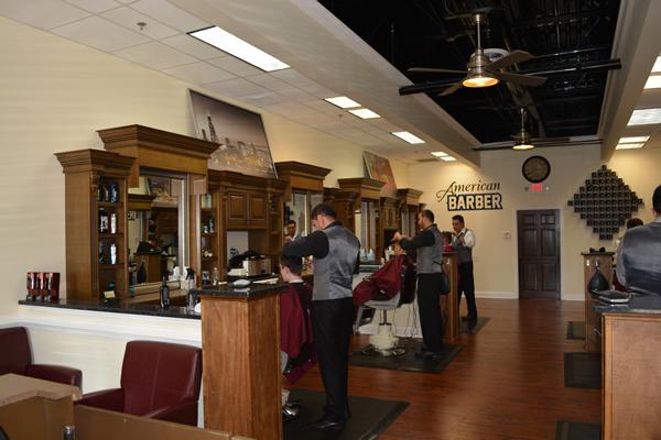 Barber shops near Alpharetta, GA