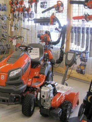 Husqvarna tools and equipment at Ace Hardware in Brentwood, CA
