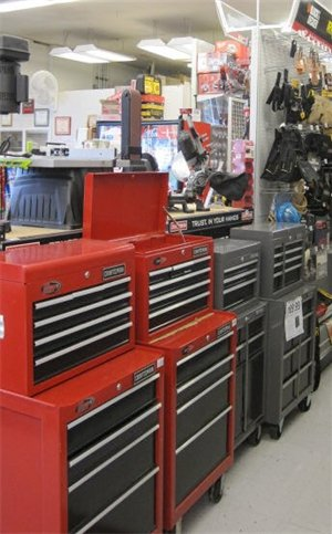 Pittsburg ACE Hardware Craftsman tools