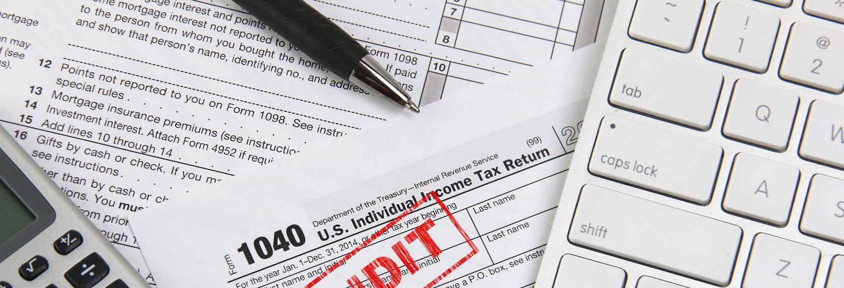 Accounting & Tax Services Banner