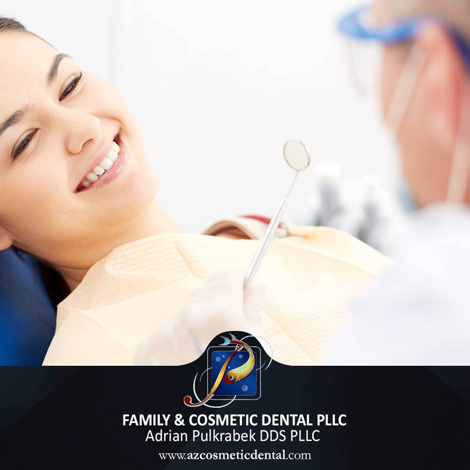 Adrian Pulkrabek Dentistry family dentist and cosmetic