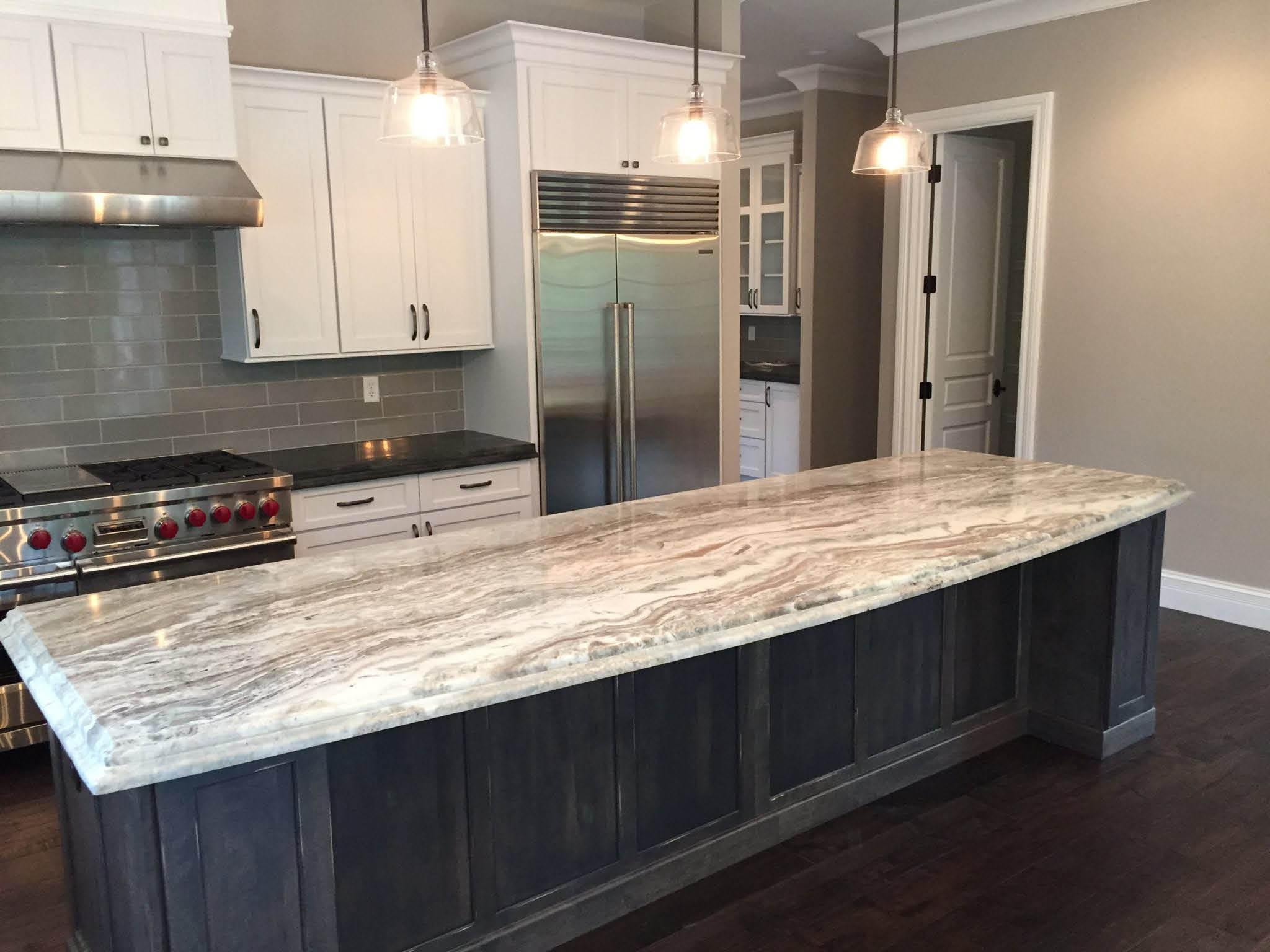 Kitchen remodel, granite countertop near St Louis