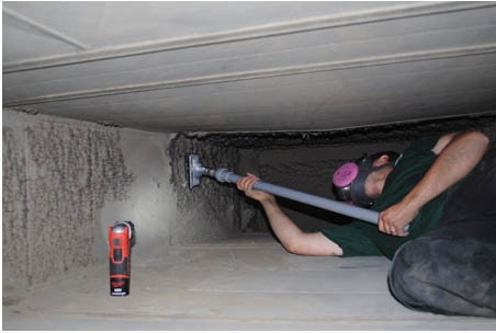 Air Duct Cleaning Milwaukee WI Air Quality Controllers
